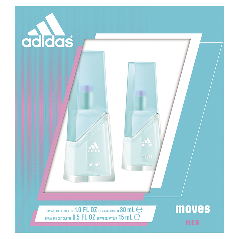 Adidas Moves Her Fragrance Set - 2 piece