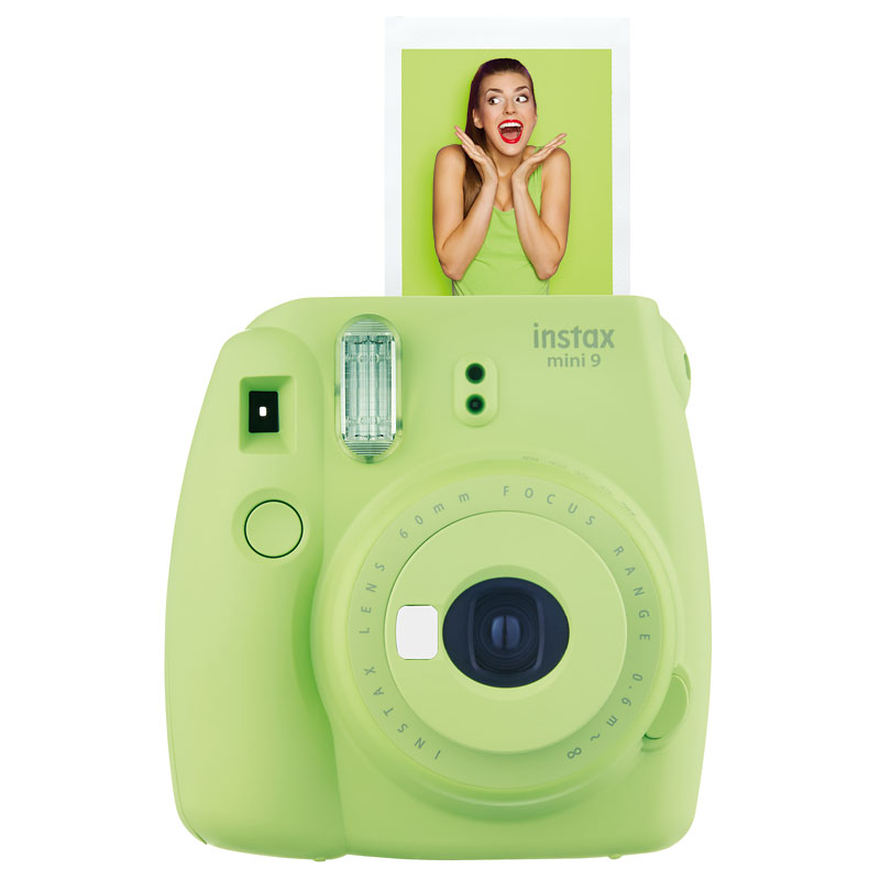 Fujifilm Instax Mini 9 - Lime Green - 600018154