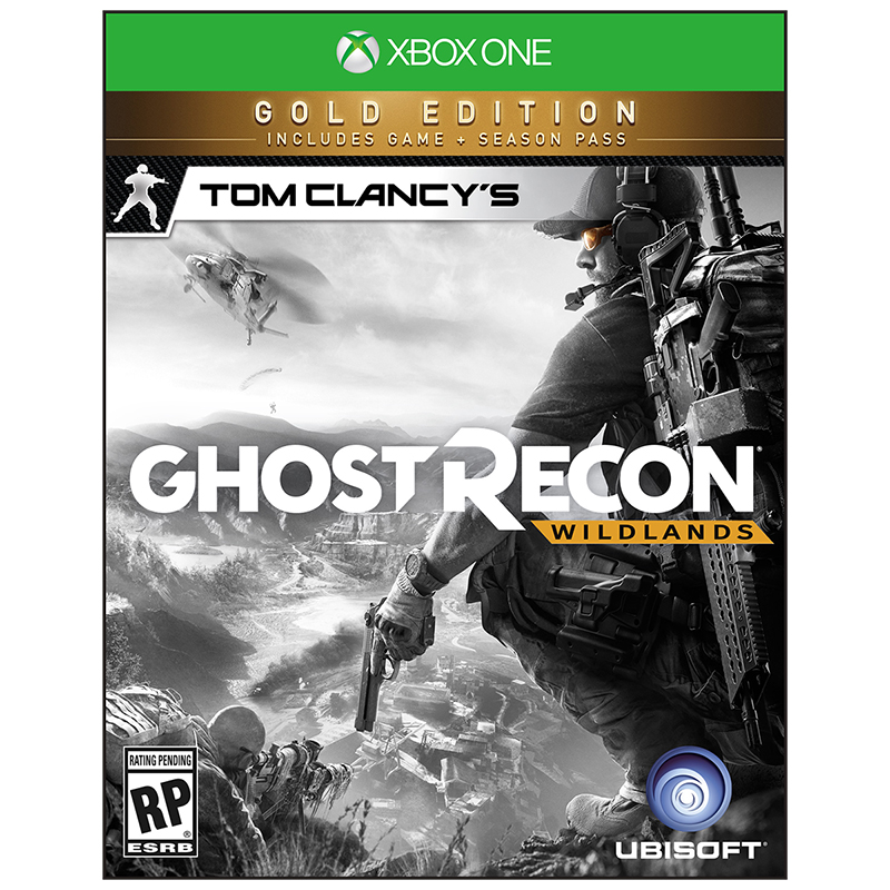 Xbox One Tom Clancy's Ghost Recon Wildlands Gold Edition