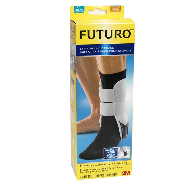 Balance Board London Drugs: Futuro Stirrup Ankle Support - Adjustable