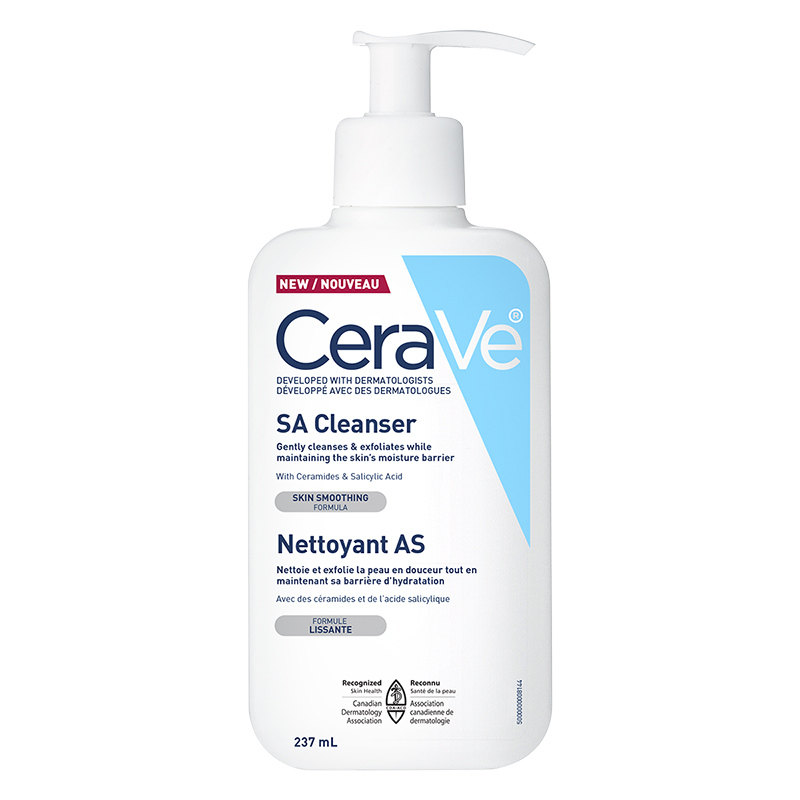 Image result for cerave renewing sa cleanser