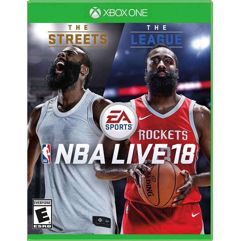 Xbox One NBA Live 18 - THE ONE