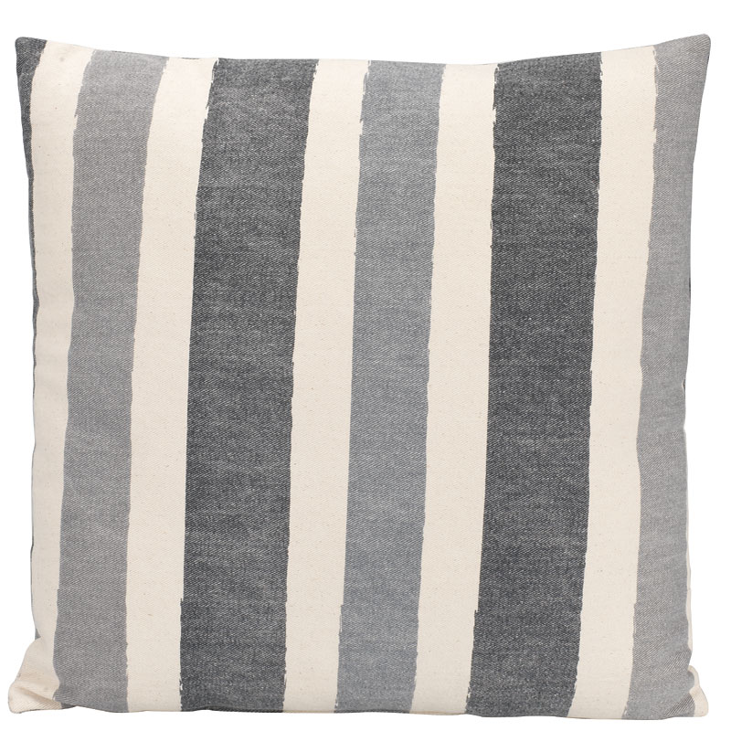 London Drugs Twill Cushion - Stripe