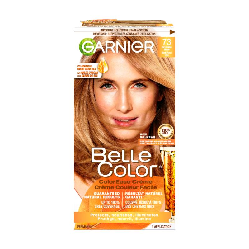 Garnier Belle Color Haircolour 73 Dark Golden Blonde London Drugs