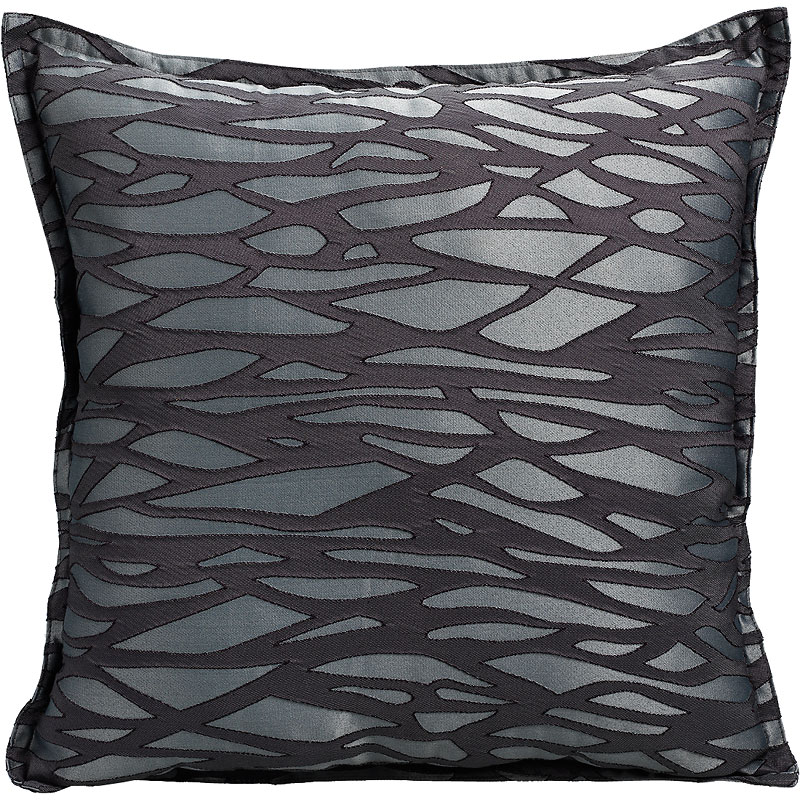 London Drugs Printed Cushion - Black