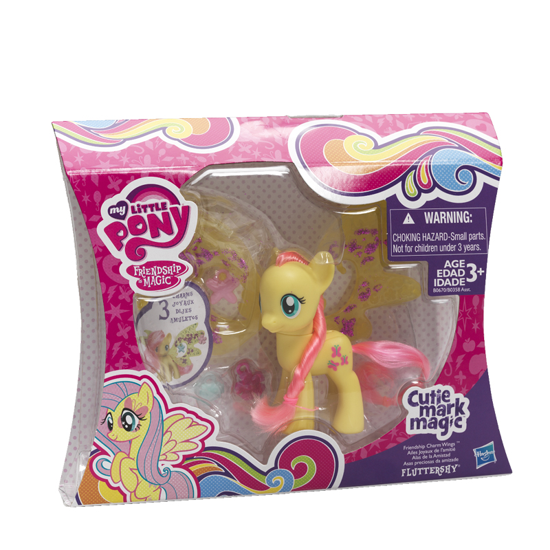 My Little Pony Cutie Mark Magic Pony - Assorted