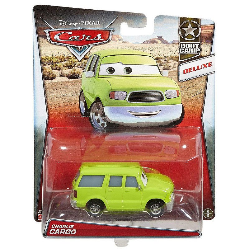 Disney Cars Vehicles - Assorted