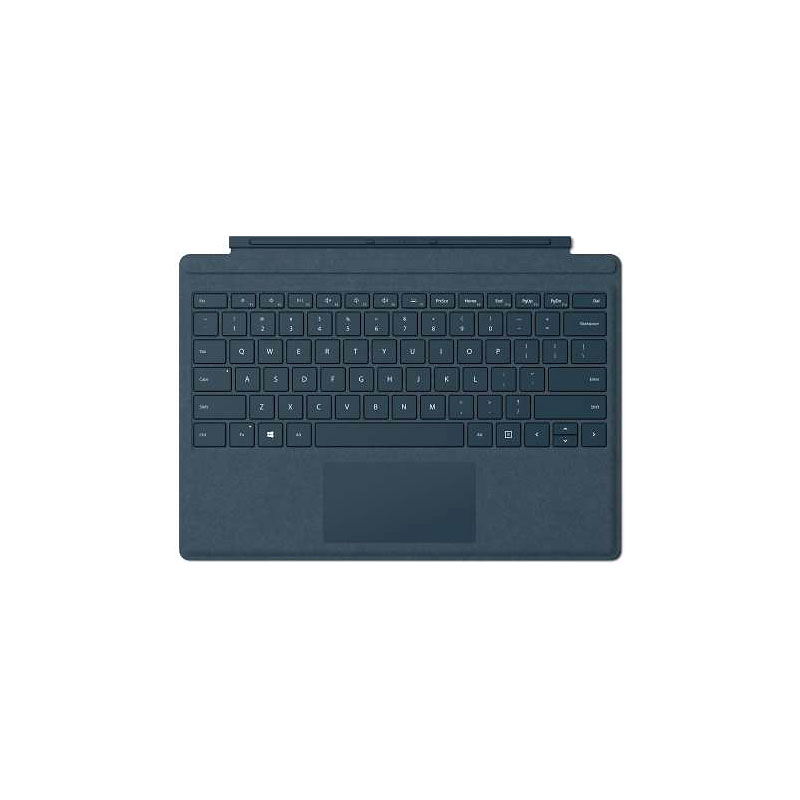 Microsoft Surface Pro Signature Type Cover Keyboard - Cobalt Blue - FFP-00021