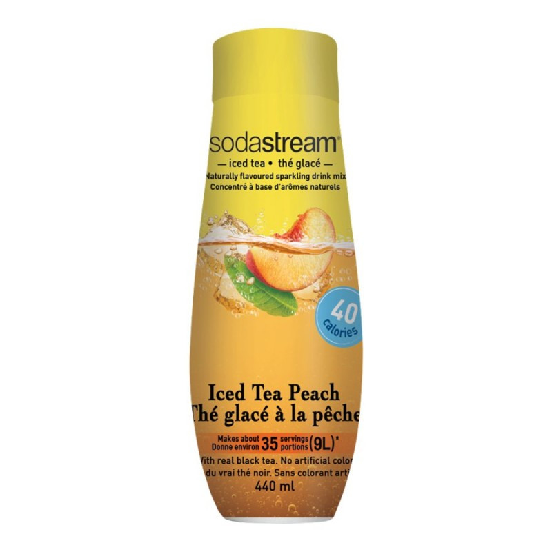 SodaStream Classic - Peach Ice Tea - 250g