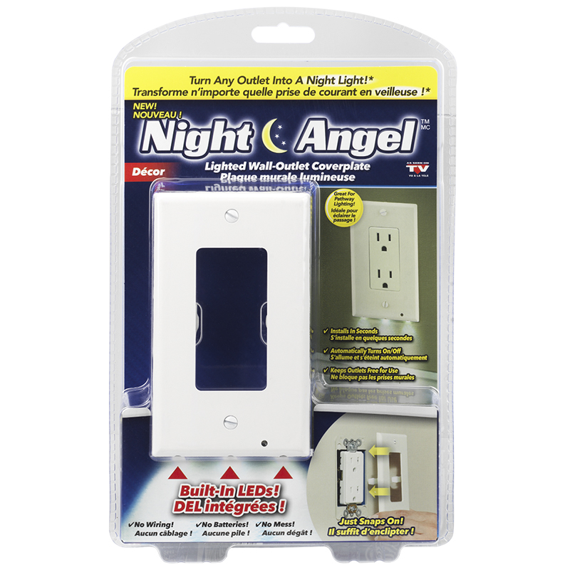Night Angel Décor Light - White