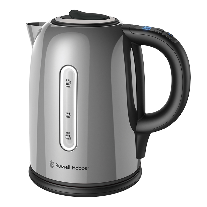 Russell Hobbs Digital Kettle - Stainless Steel - KE5030SPD-PL