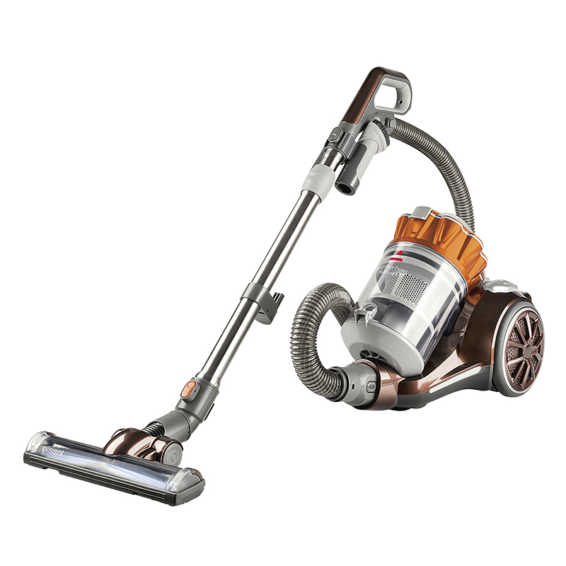 Bissell Hard Floor Multi-Cyclonic Canister Vacuum - 1547