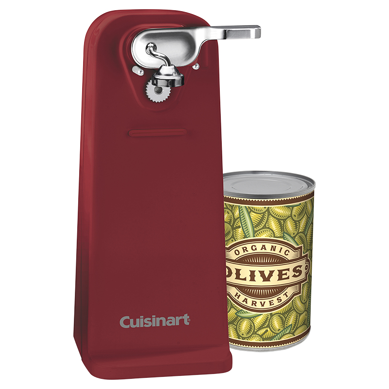 Cuisinart Can Opener - Red - CCO-50NRC