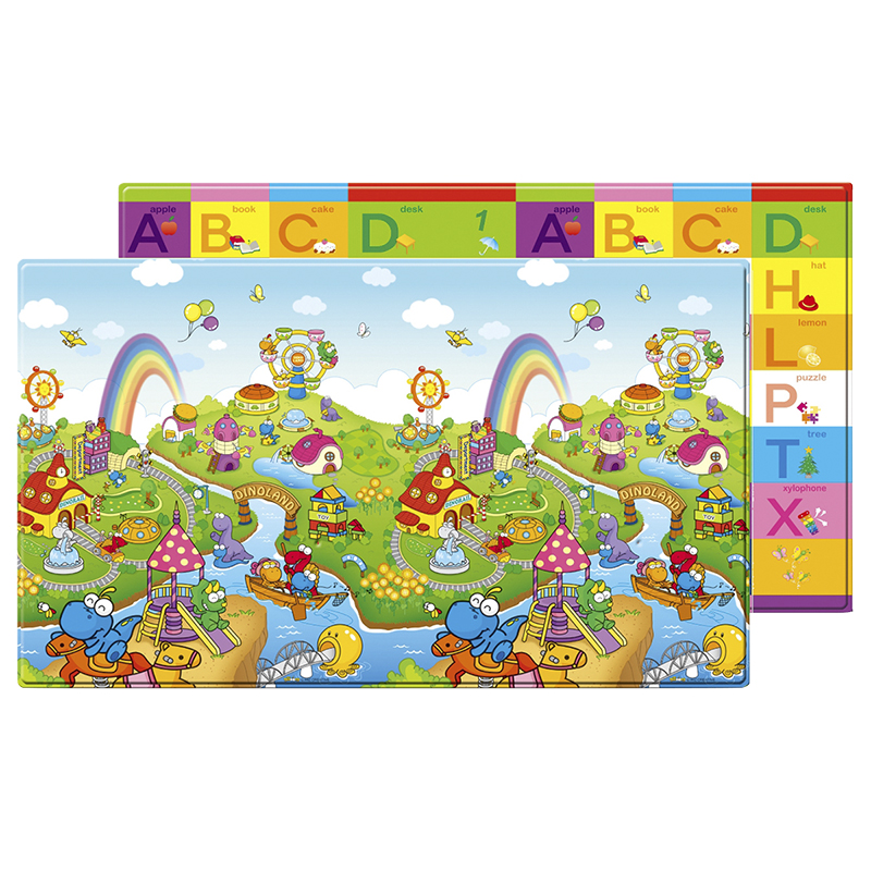 Dwinguler Soft Playmat - Dinoland - Large