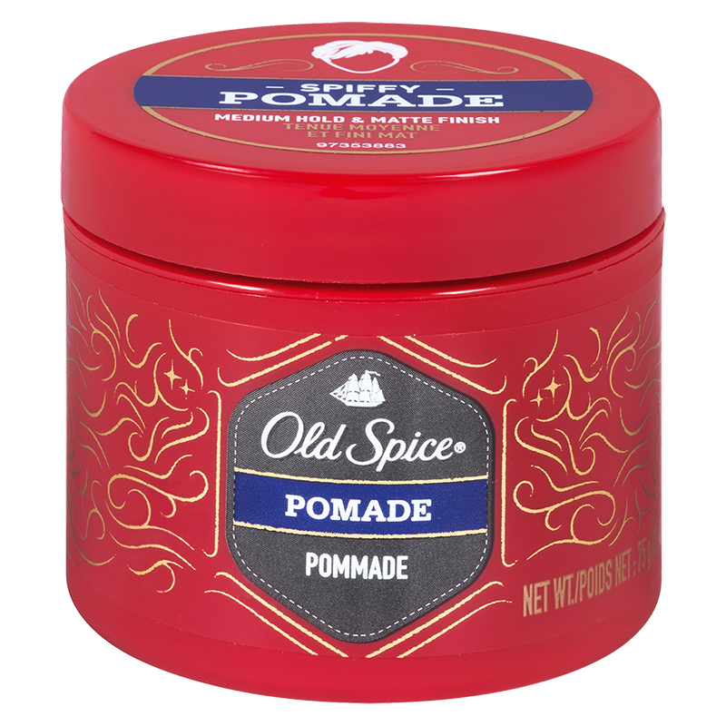 Old Spice Spiffy Pomade - 75g