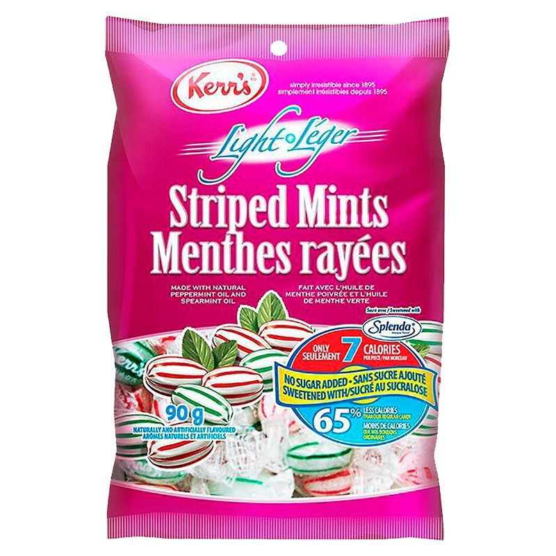Kerr's Light Candy Mint - 90g