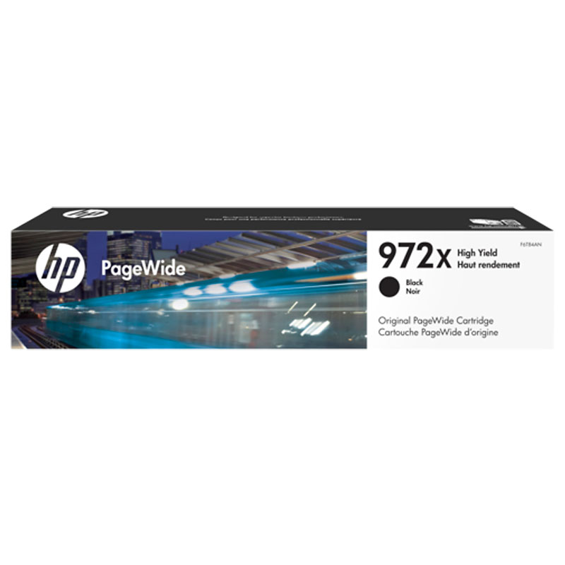 HP 972XL Ink Cartridge - Black