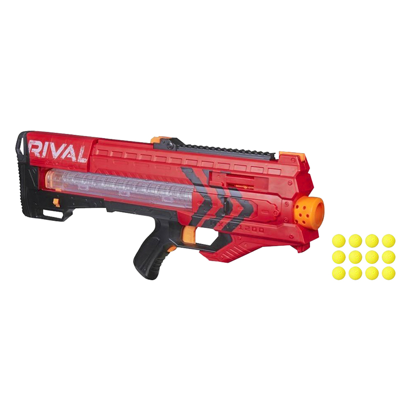 Nerf Rival Zeus Blaster NVX1200 Dart Gun - B1591