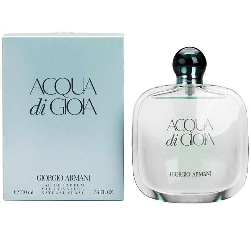 Giorgio Armani Acqua Di Gioia Eau De Parfum 100ml London Drugs