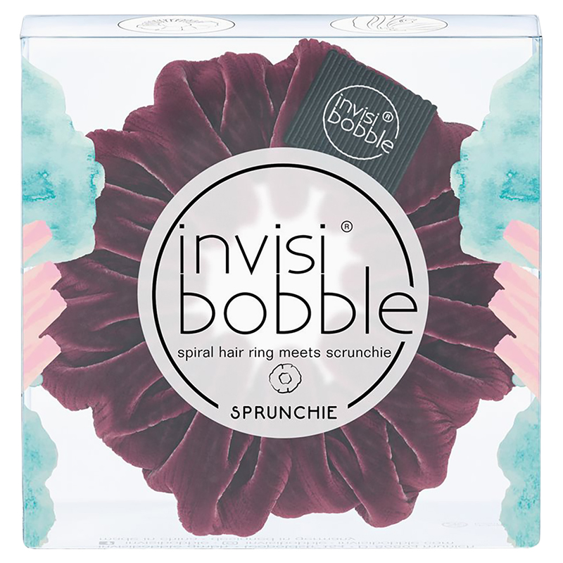 Invisibobble Sprunchie - Red Wine is Fine