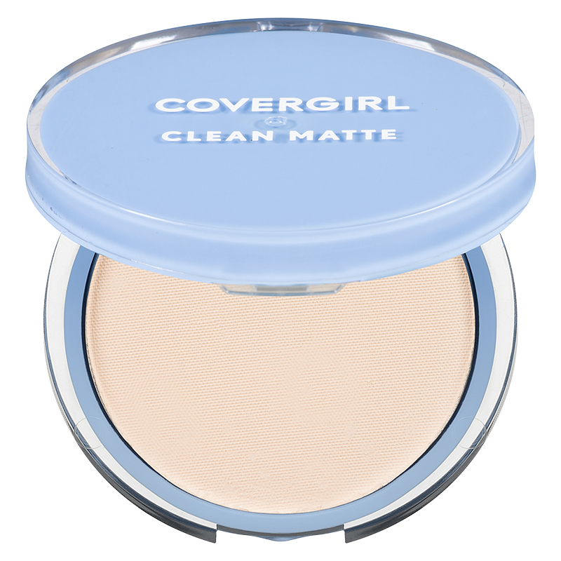 CoverGirl Clean Matte Pressed Powder Oil Control - Classic Ivory