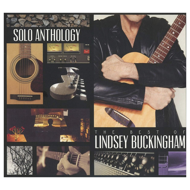 Lindsey Buckingham - Solo Anthology: The Best Of Lindsey Buckingham - CD