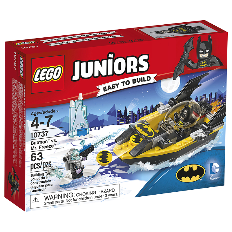 LEGO® Juniors - Batman Vs. Mr. Freeze