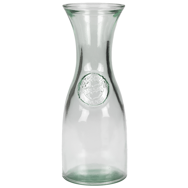 London Drugs Green Glass Authentic Carafe - 800ml