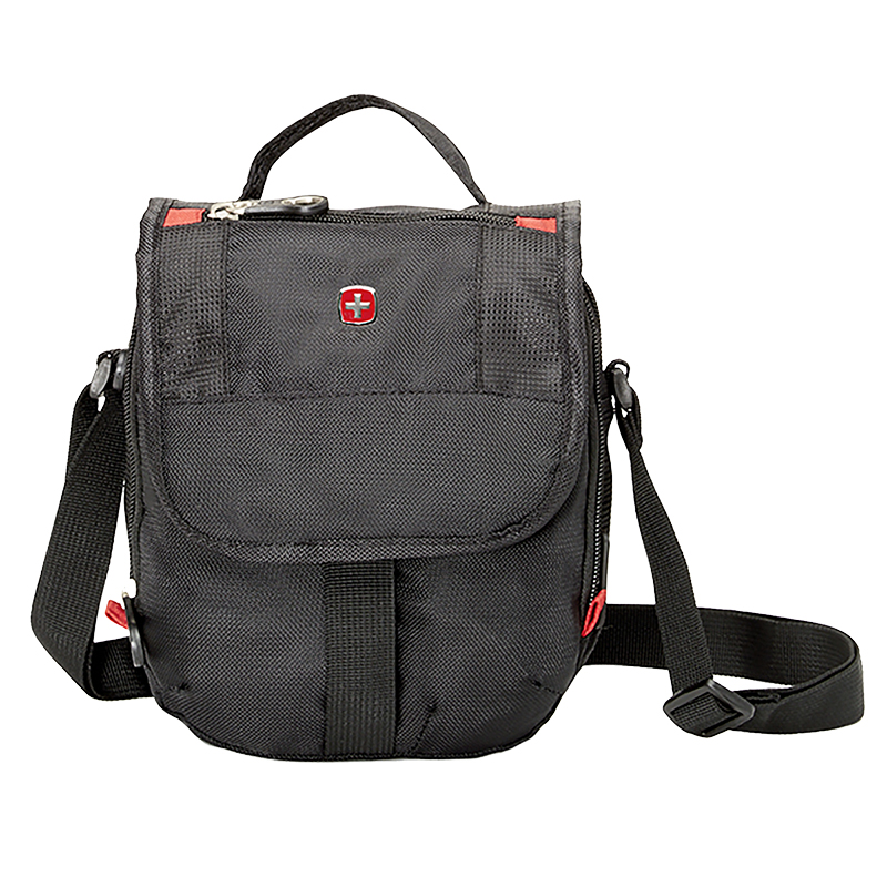 Swiss Gear Mini Boarding Bag - Black