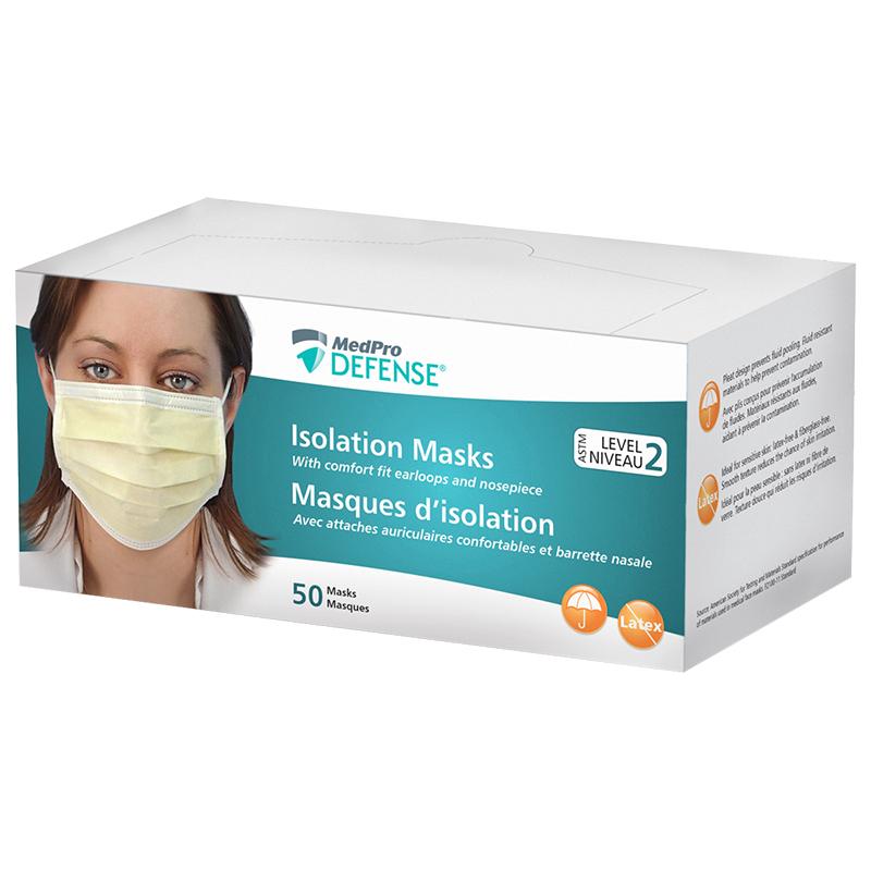 medpro defense surgical masks
