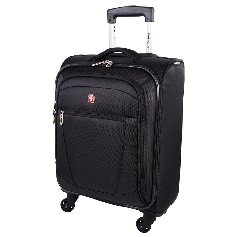 Swissgear Payerne Collection Carry On - Black - SW46470