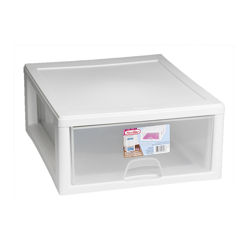 Sterilite Stacking Drawer - 15L