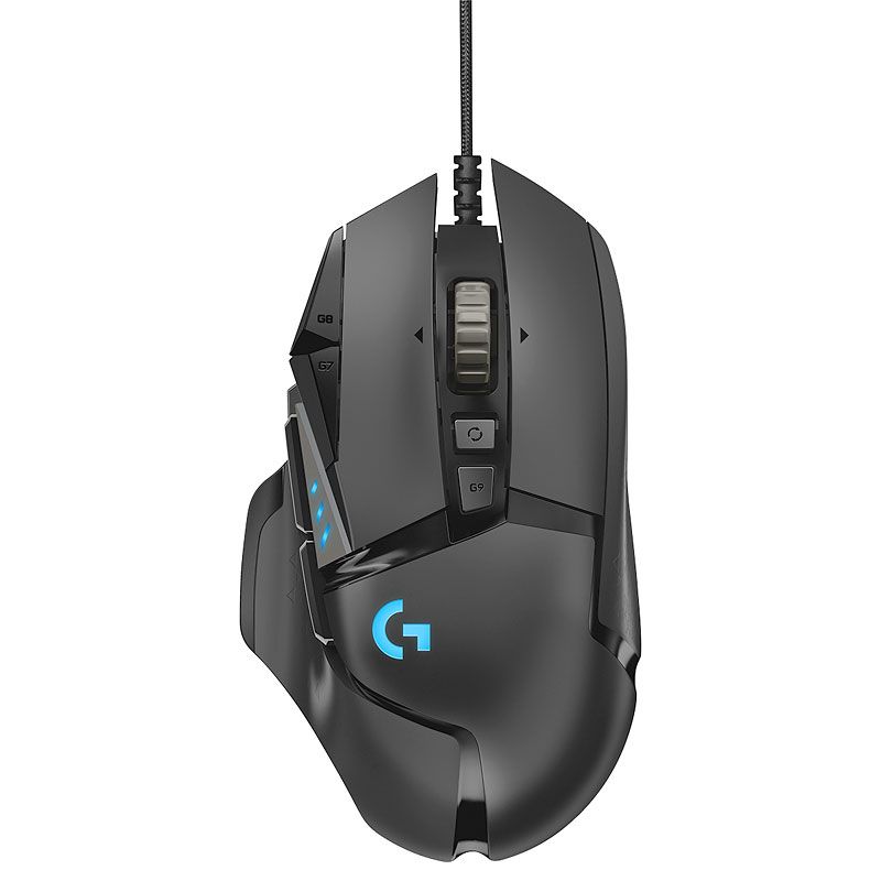 Logitech G502 Hero Wired Gaming Mouse - 910-005469