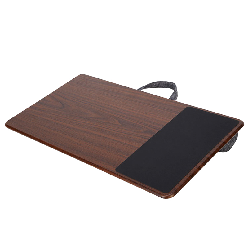 "Targus All-Purpose Laptop Desk with Mouse Pad 15.6"" - Brown - AWE644BT"