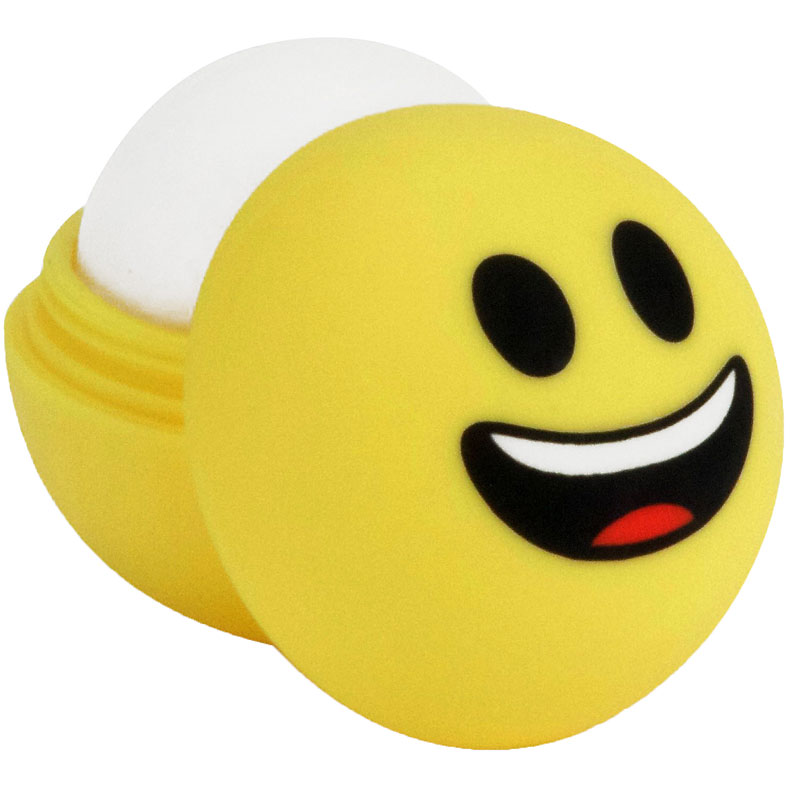 Emoji Lip Balm Ball - 03092
