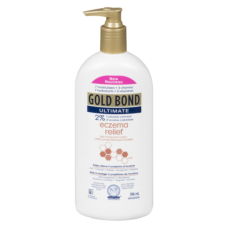 Gold Bond Ultimate Eczema Relief Lotion - 396ml
