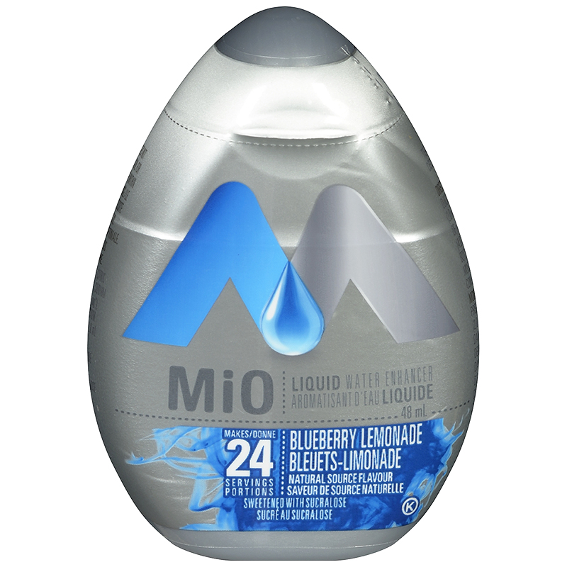 Mio Liquid Water Enhancer - Blueberry Lemonade - 48ml