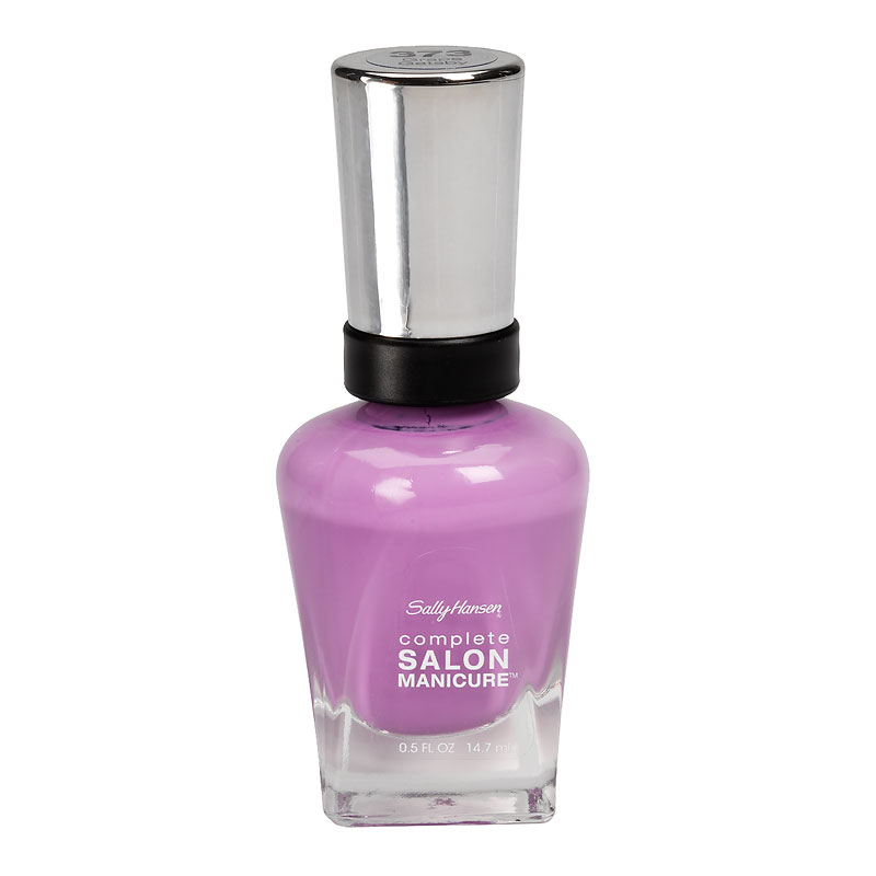 Sally Hansen Complete Salon Manicure Nail Polish - Grape Gatsby