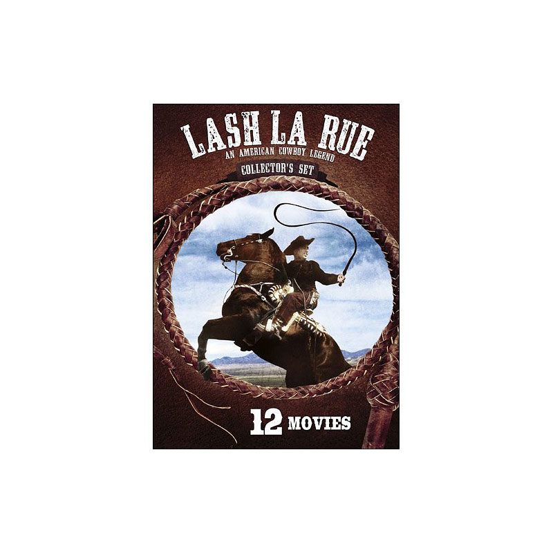 Lash La Rue Collector's Set - DVD