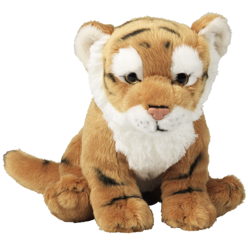 National Geographic Plush Toy - Tiger