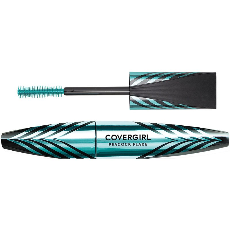CoverGirl Peacock Flare Mascara - Extreme Black