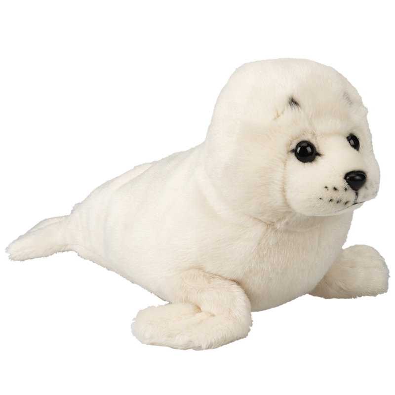 National Geographic Plush Toy - Baby Seal
