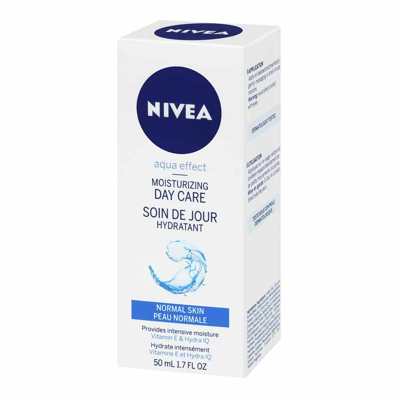Nivea Visage Aqua Effect Moisturizing Day Care - 50ml
