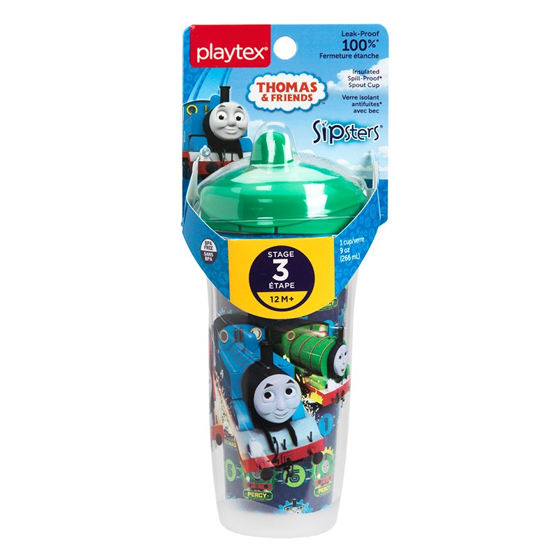 Playtex Thomas & Friends Spout Cup - 266ml