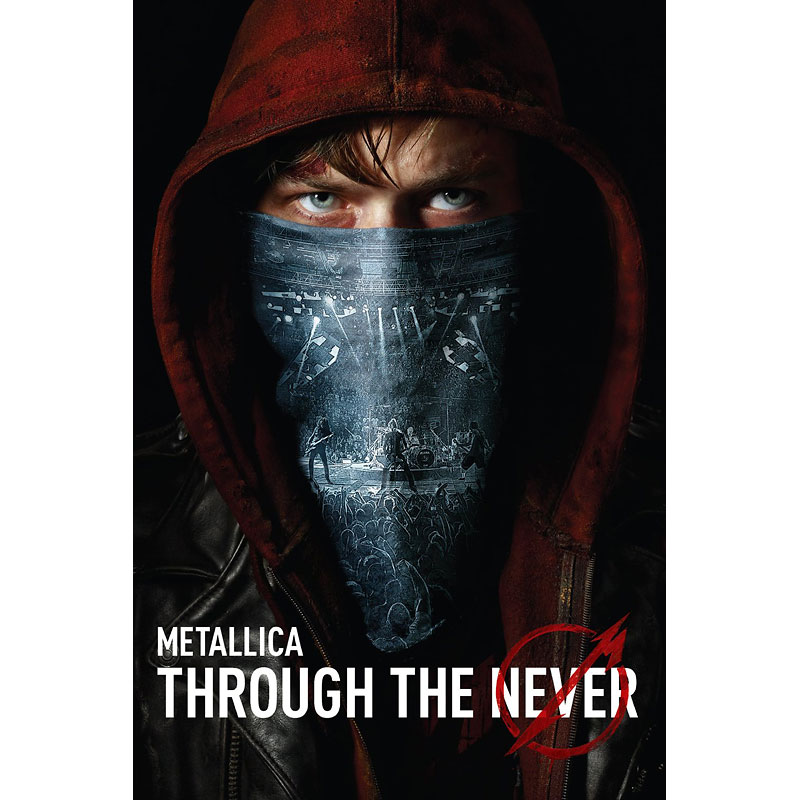 Metallica Through The Never - DVD