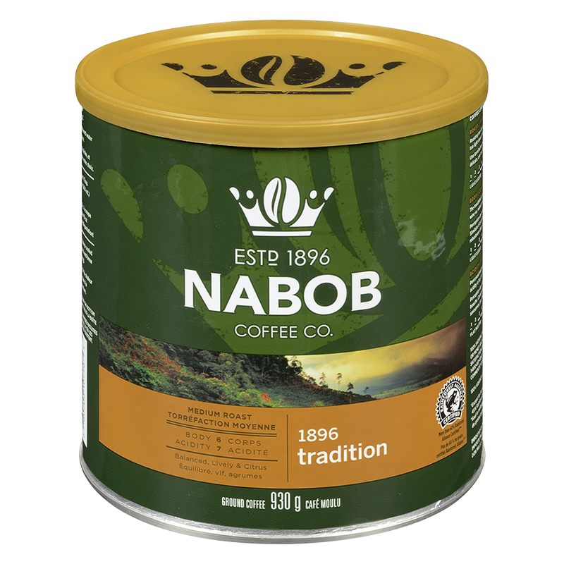 Nabob 1896 Tradition - Medium Roast - 930g