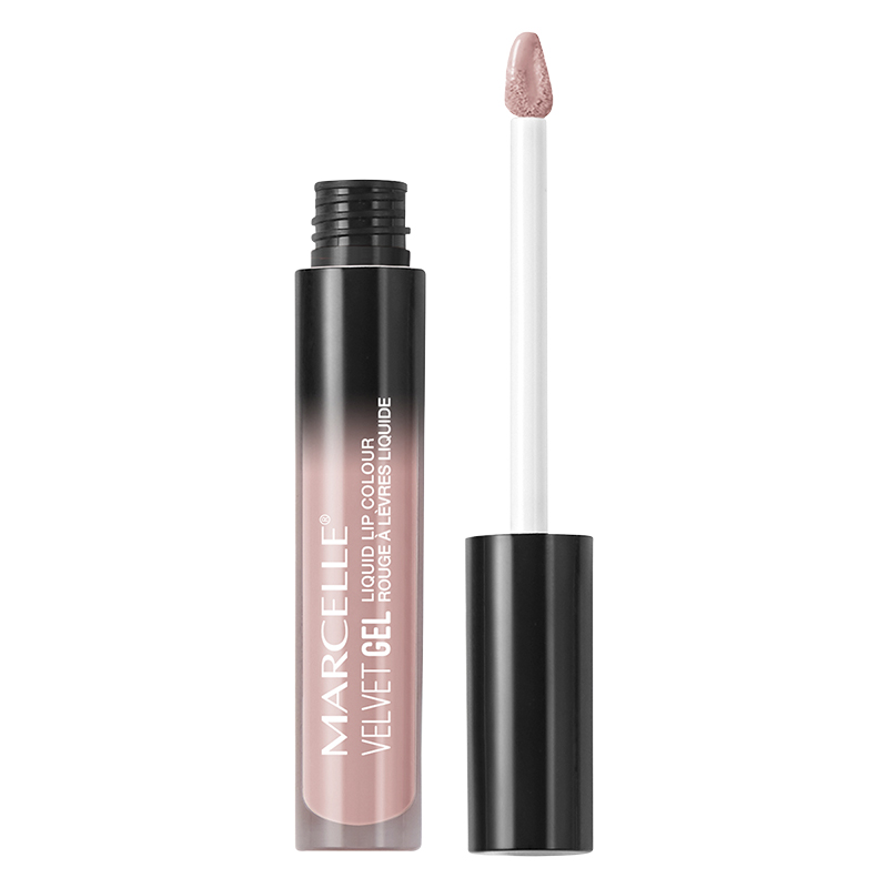 Marcelle Velvet Gel Liquid Lip Colour - Barely Nude