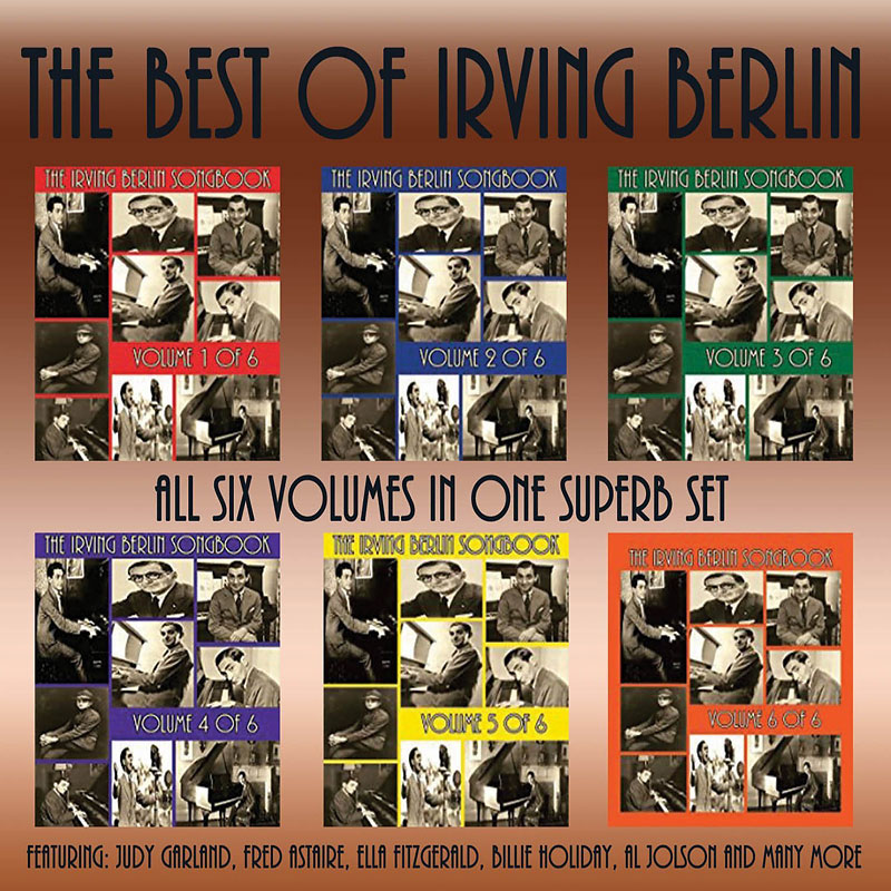 Various Artists - The Best Of Irving Berlin - 6 CD