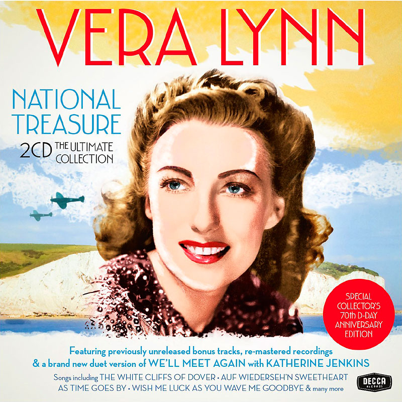 Vera Lynn - National Treasure: The Ultimate Collection - 2 CD