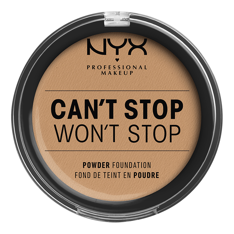 NYX Professional Makeup Can't Stop Won't Stop Powder Foundation - Neutral Buff